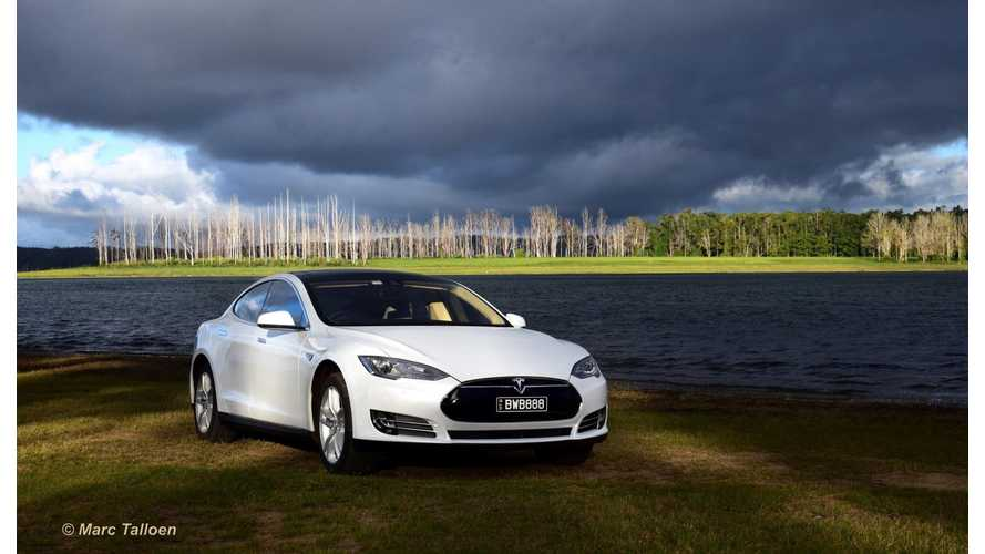 9000 kms by Tesla Model S85 from Brisbane to Northern Queensland - No Supercharging