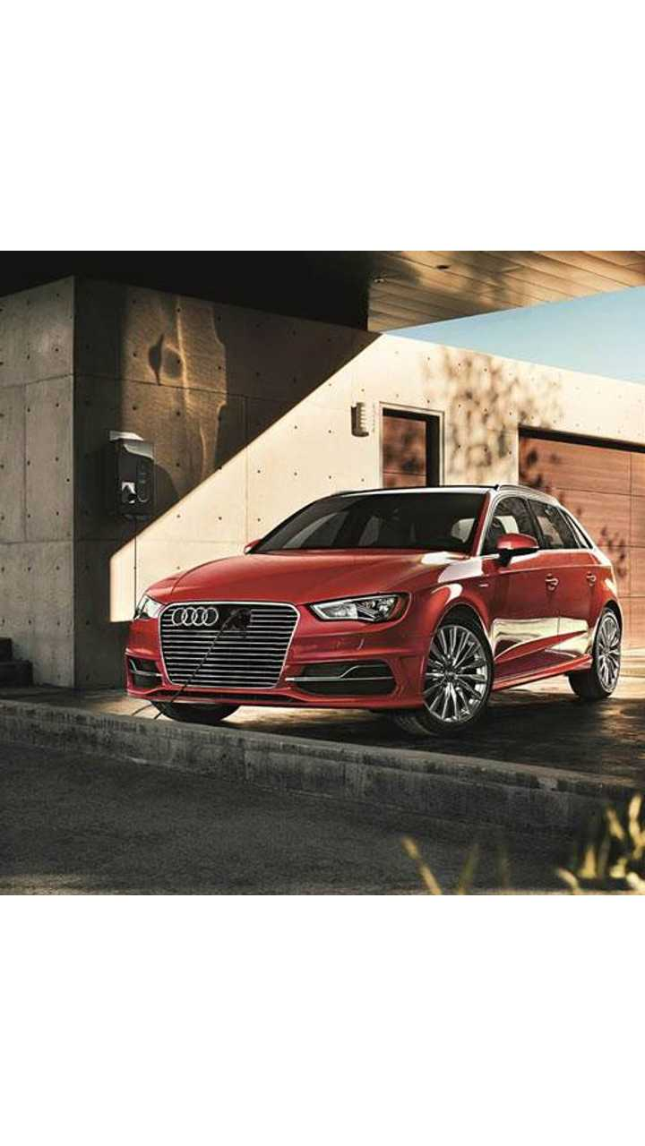 Audi A3 e-tron To Arrive In U.S. This October With US-Specific Tweaks