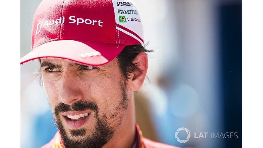di Grassi Fined By Formula E For Underwear Infringement
