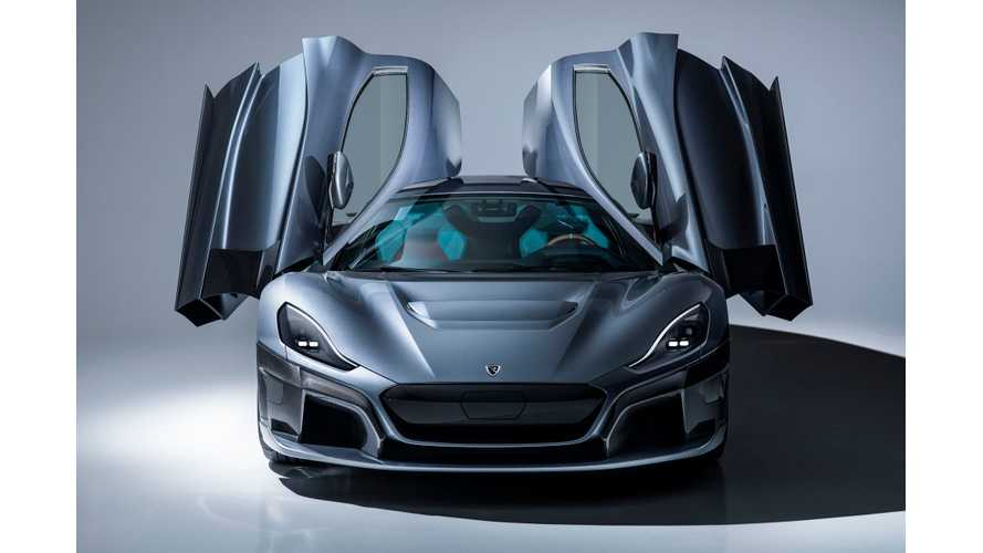 Rimac C_Two Sells Out Before Its U.S Debut