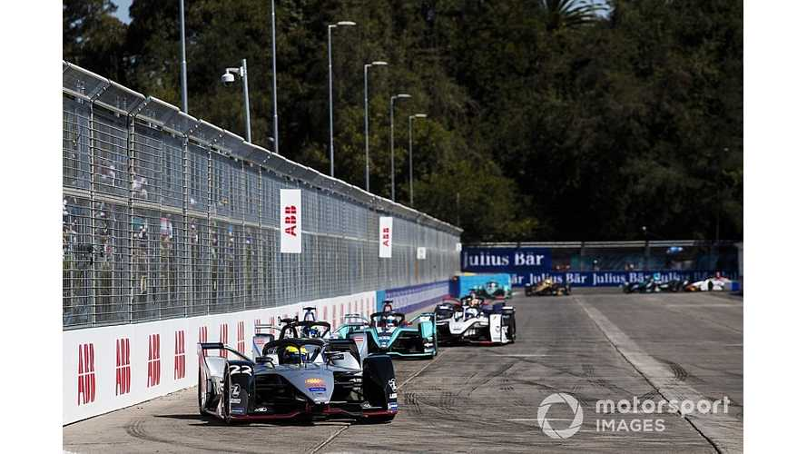 Formula E Resisting Drivers Wants Some Rule Tweaks