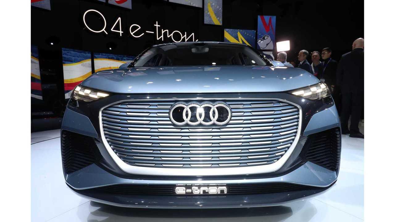 Audi A4-Sized Electric Sedan To Ride On Porsche EV Platform