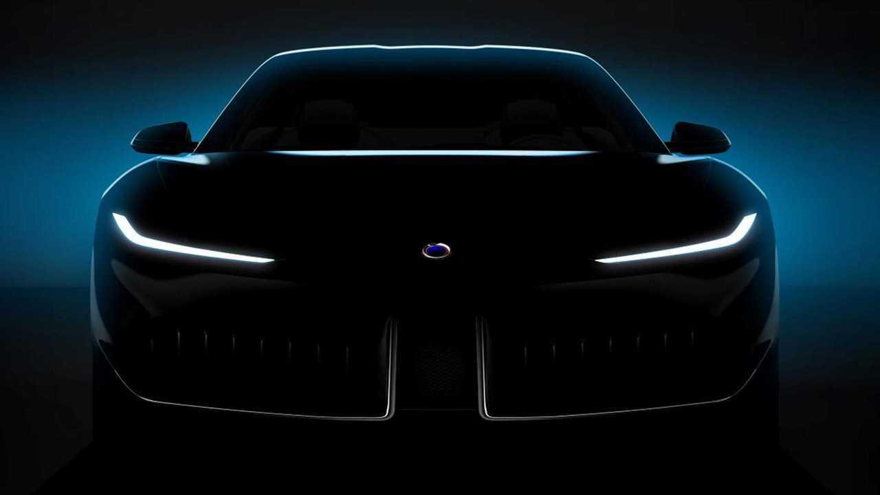 Karma Teases Upcoming Electric Pininfarina-Designed Concept