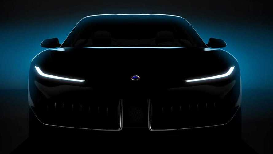 Karma Teases Upcoming Electric Pininfarina-Designed Concept
