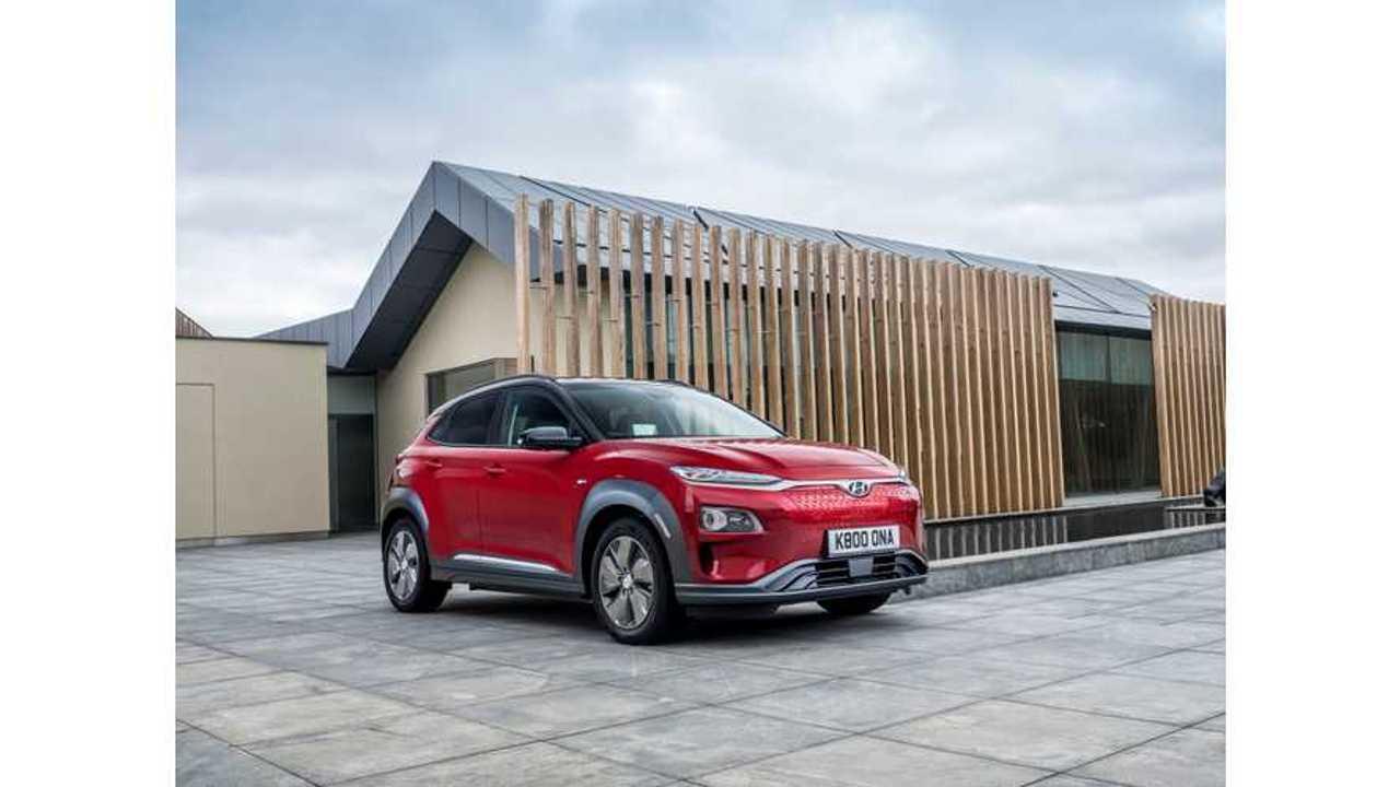 Hyundai Plug-In Electric Car Sales Increase, But Still Below Expectations