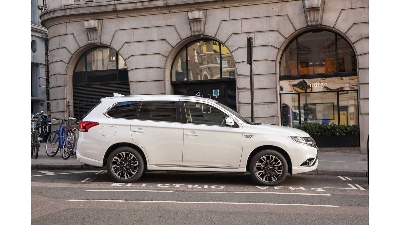 2016 Mitsubishi Outlander PHEV Review By Telegraph Cars - Video