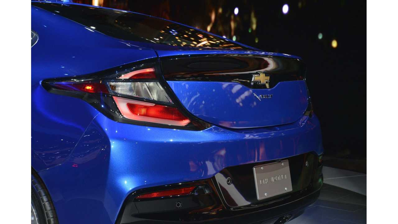 """2016 Chevrolet Volt Dealer """"Hot Sheet"""", Production Dates By State, Price Comps"""