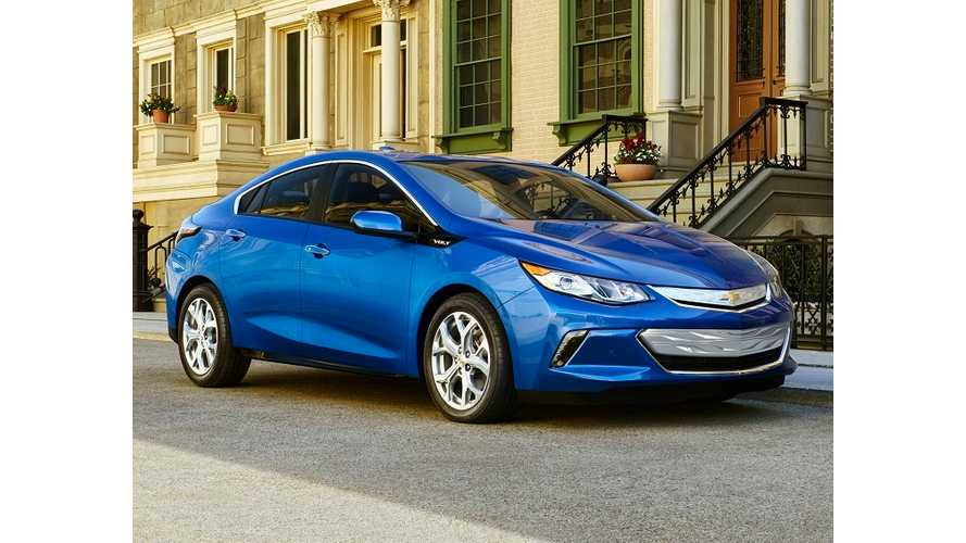Finally: Next Generation 2016 Chevrolet Volt Debuts - Full Specs