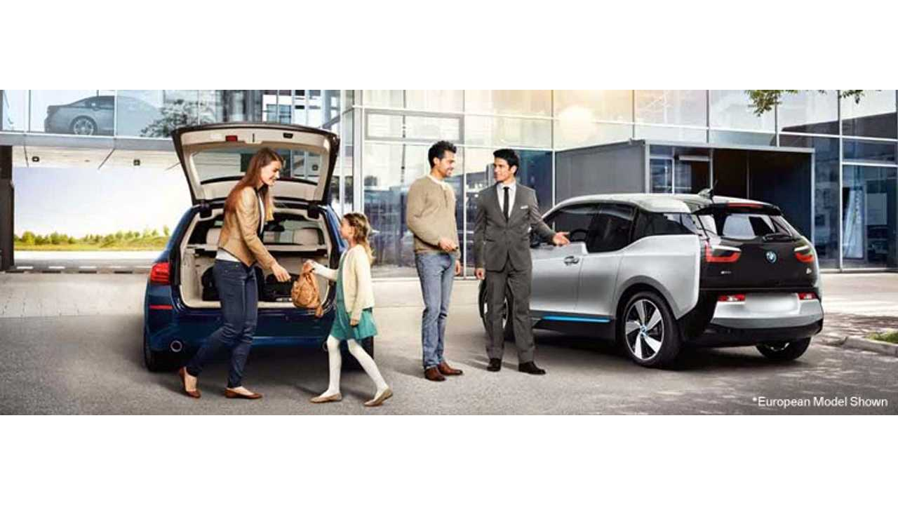 BMW i Flexible Mobility Launches In U.S.