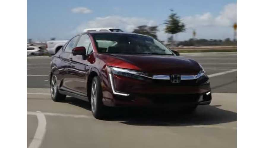 Honda Clarity: The Rare Plug-In Hybrid That Gets It (Mostly) Right
