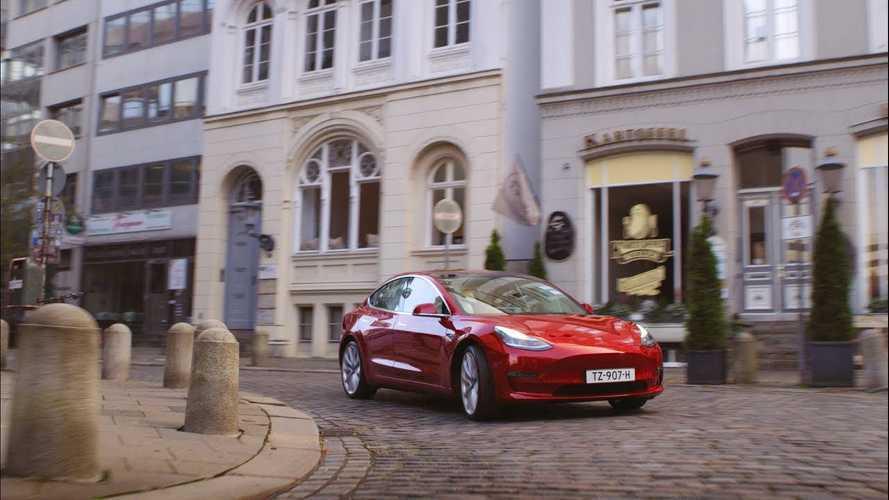 Tesla Surprise: Model 3 Buyers In Europe Get Early Test Drives