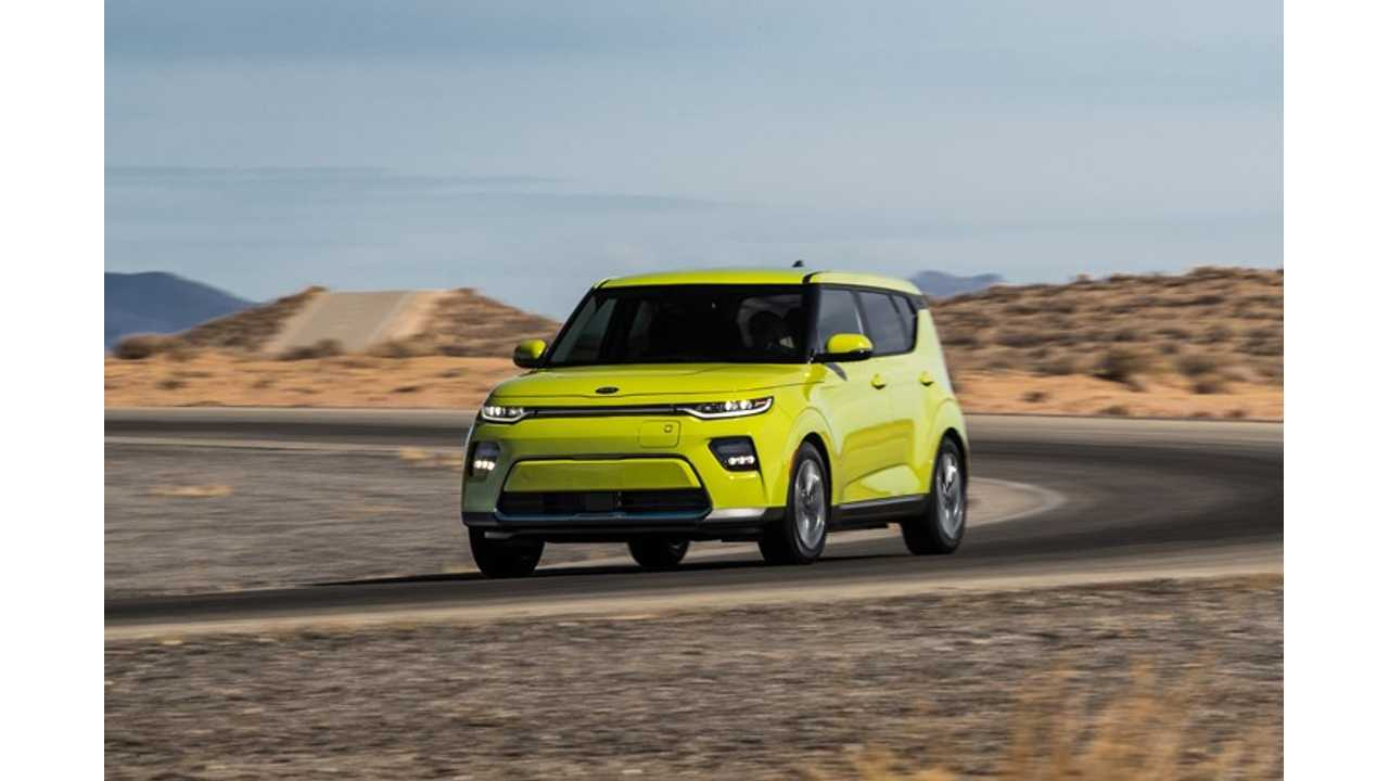 Kia Says 200-Mile Range Is