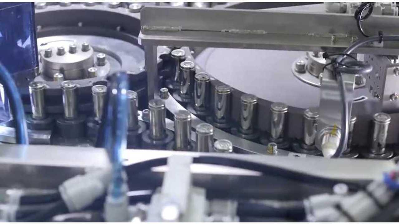 Recent Tesla Gigafactory Tour Suggests Continual Battery Improvement