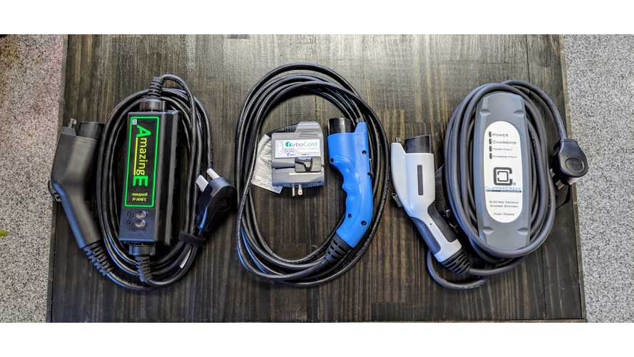 Portable Electric Car EV Charger Comparison: Which One's The Best?
