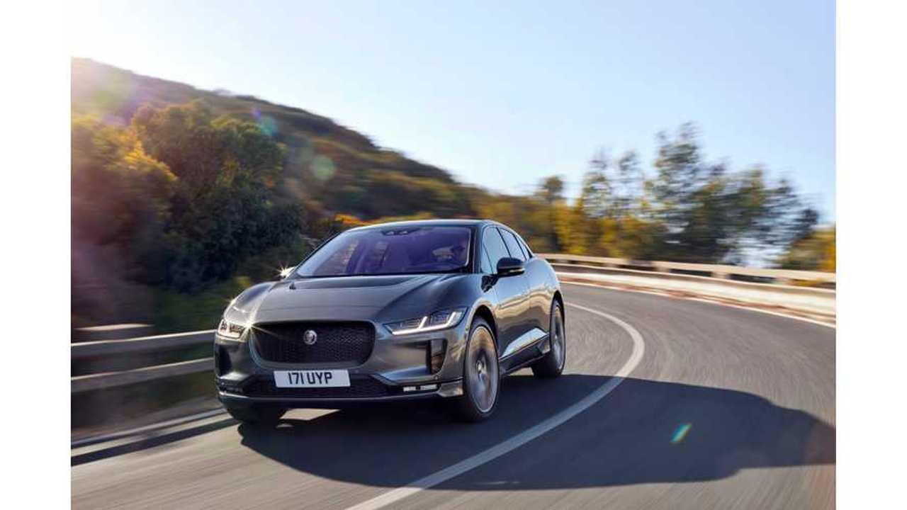 Jaguar Exec Says I-Pace SVR Could Do 0-60 MPH In 1.8 Seconds