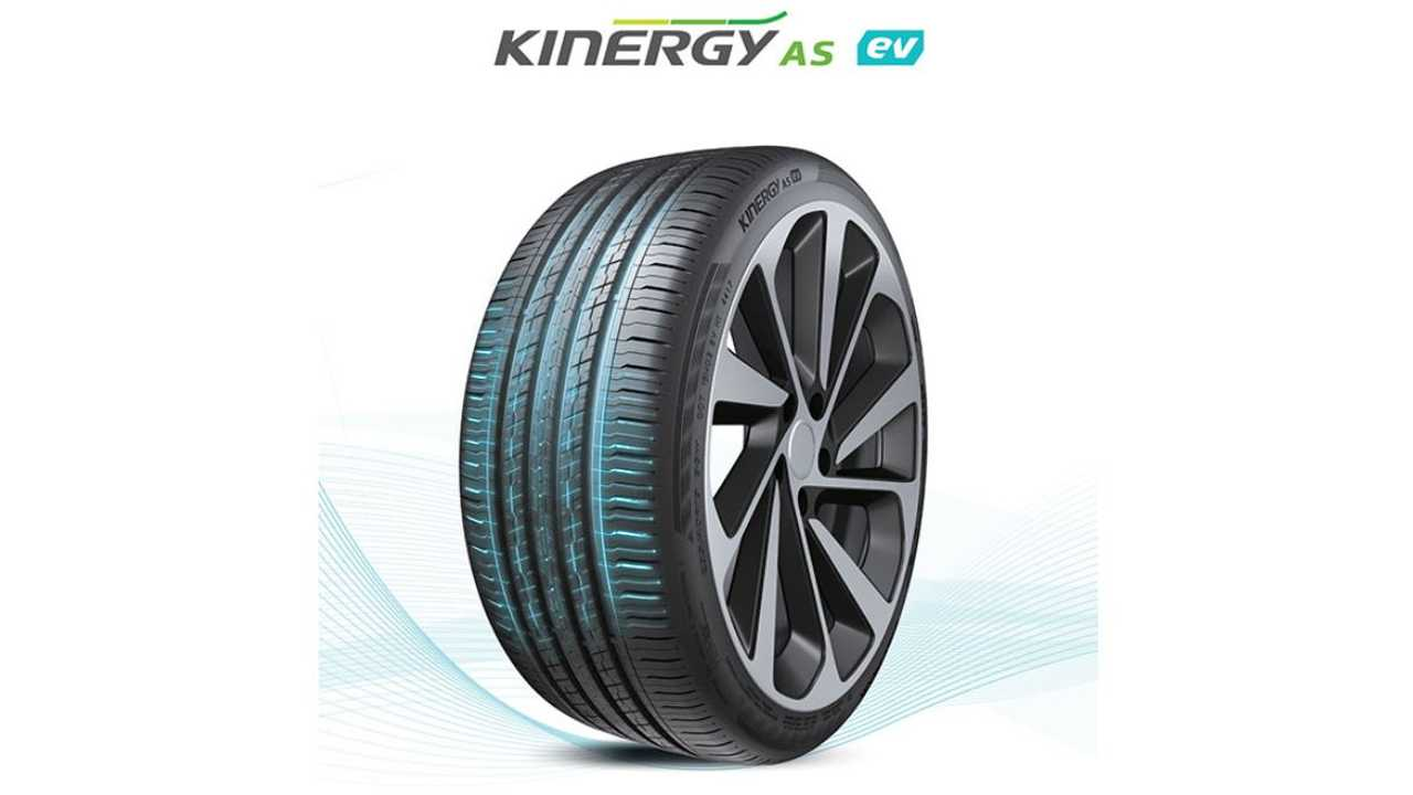 New Tire Uses Tree Resin To Keep Your Electric Car Rolling