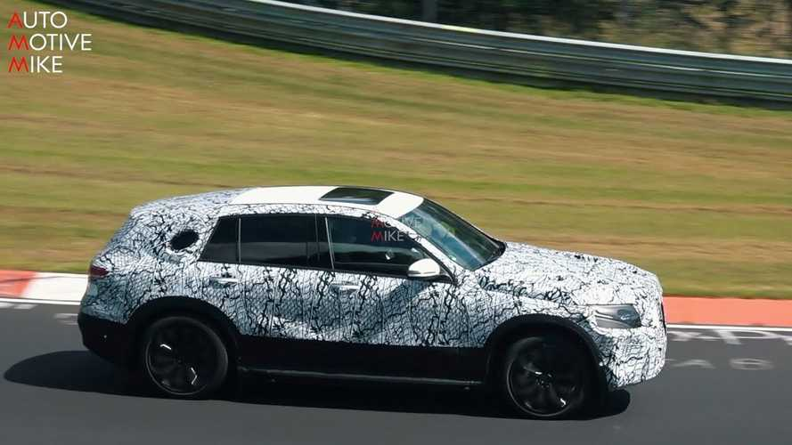 Watch Mercedes-Benz EQ C At The Nurburgring