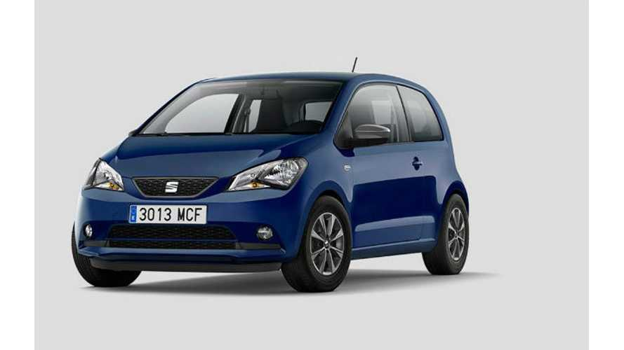 SEAT Electric Mii In 2019, Electric Leon Plus Another EV Likely To Follow