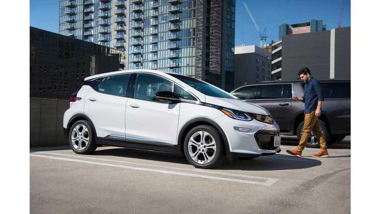 Popular Mechanics Declares Chevrolet Bolt Its Car Of The Year