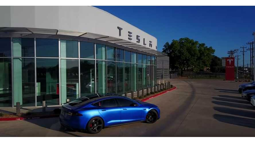 4K Look At Tesla's San Antonio Gallery/Service Center