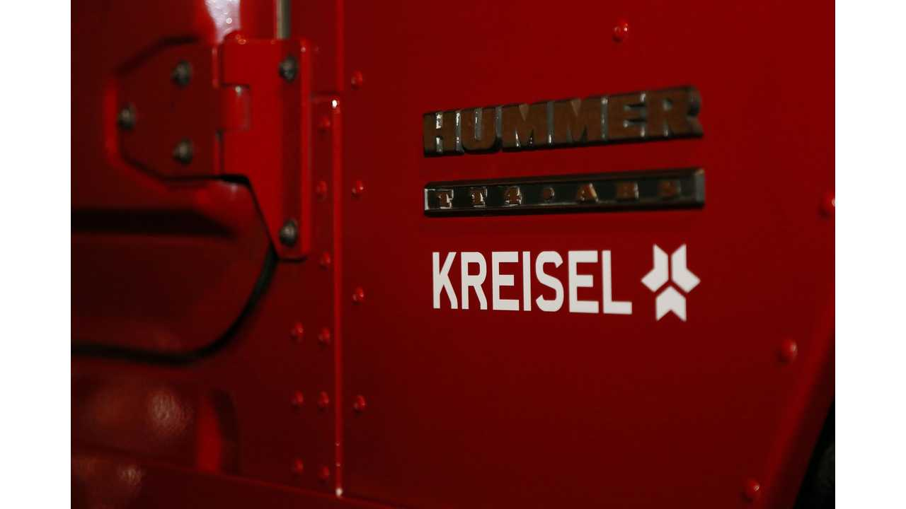 Kreisel Electric Hummer