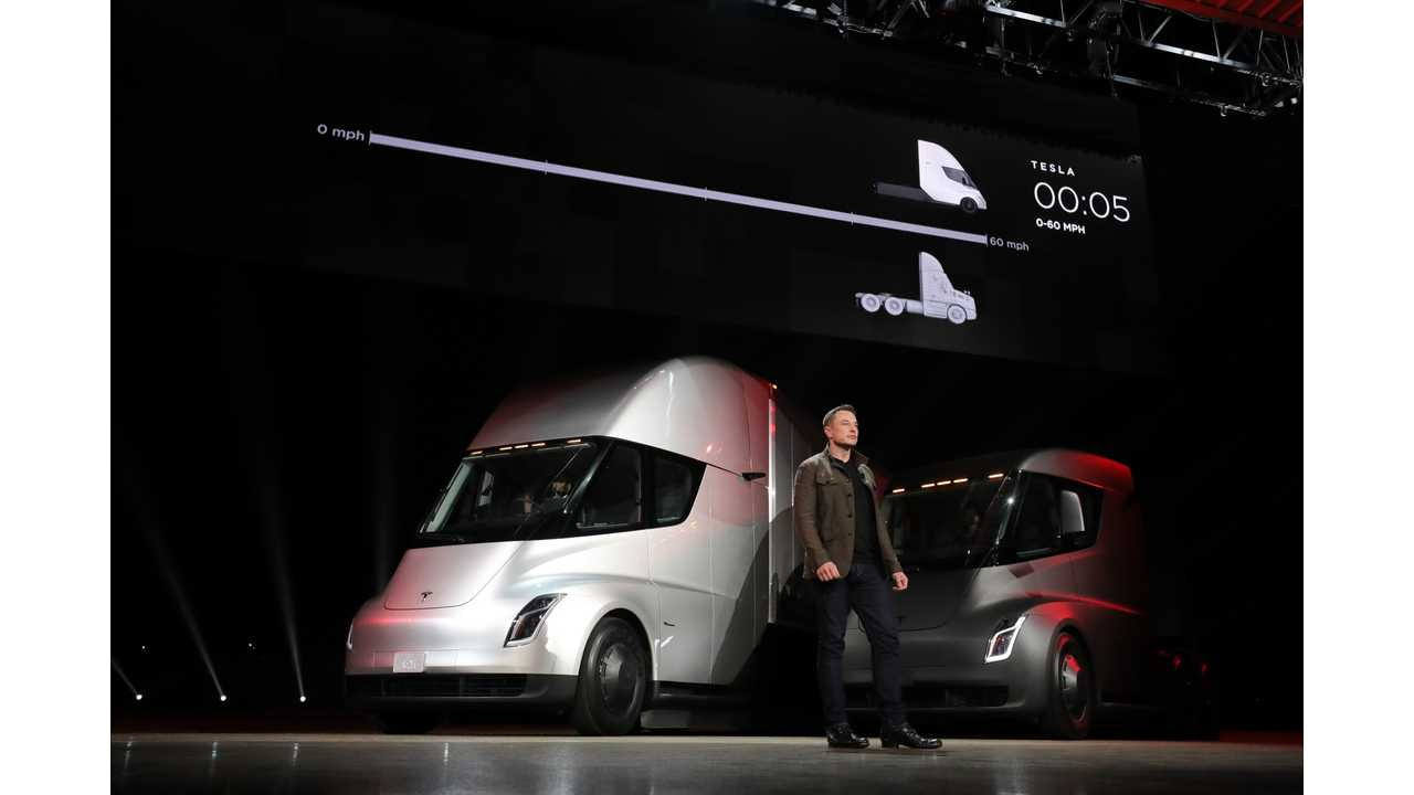 The Tesla Semi Weighs In - Part 3