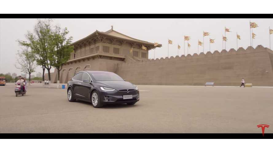 """Analyst Says """"Nobody Can Compete"""" With Tesla In China"""