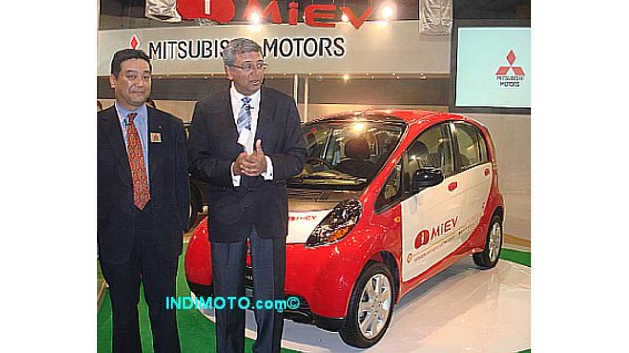 India Aims For 100% Electric Cars By 2030