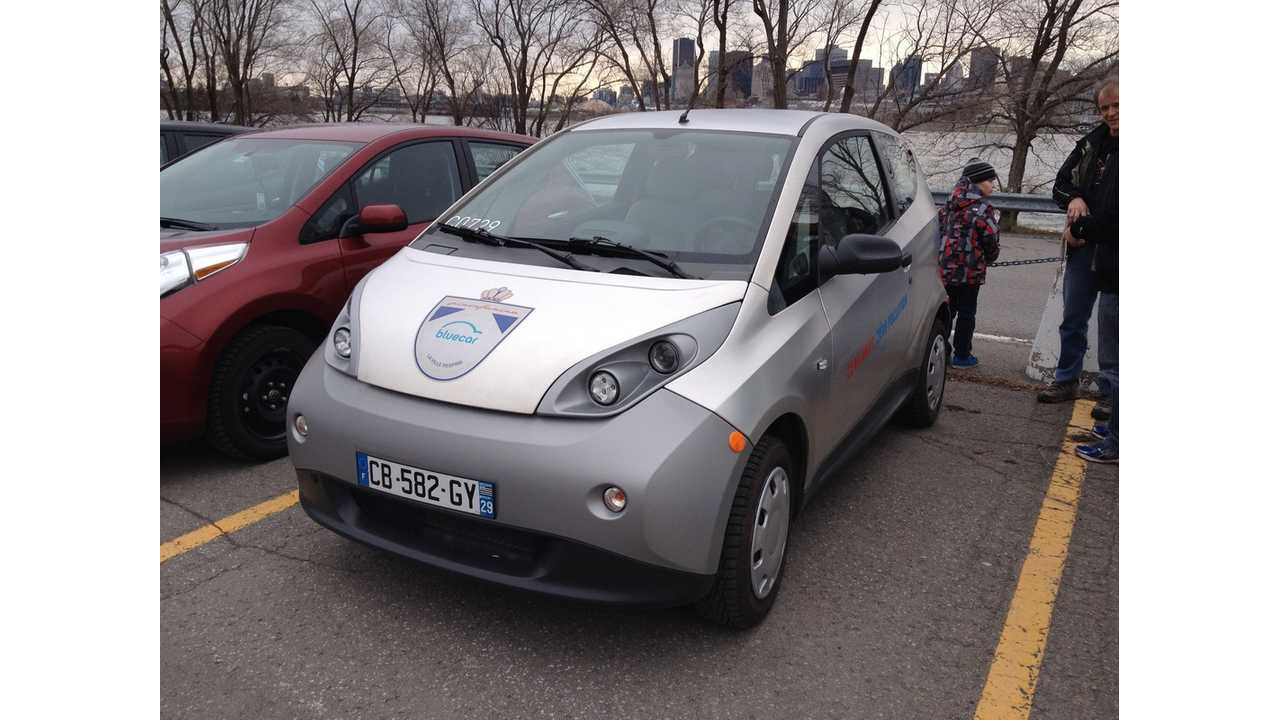 Montréal Prepares For Car Sharing Scheme
