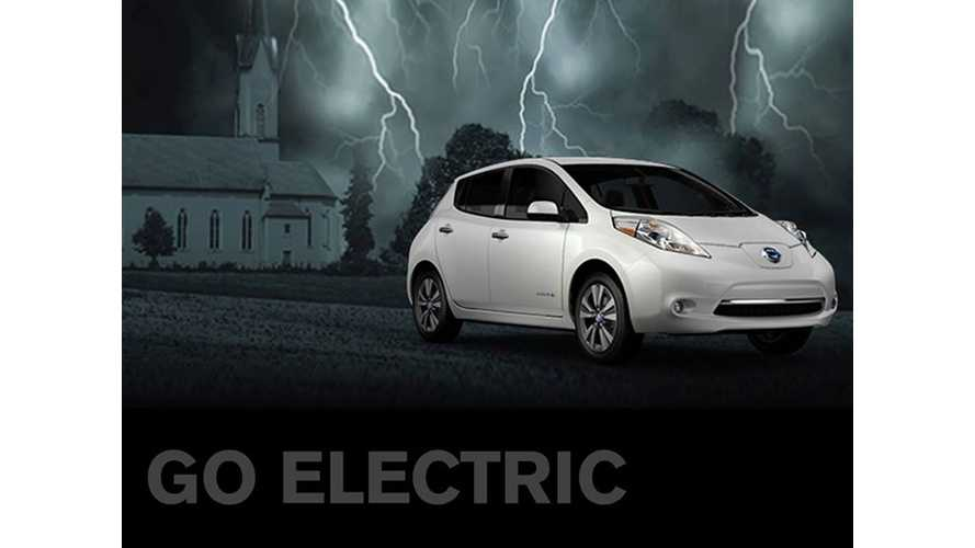 October Nissan LEAF Sales In US Spooked By Slow Arriving 2016s