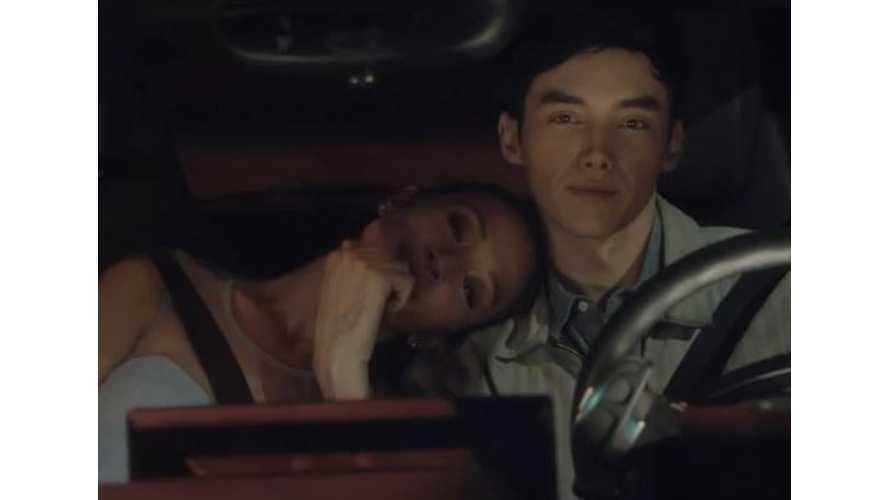 "Jason Mraz Takes ""Long Drive"" In BMW i3 - Music Video"