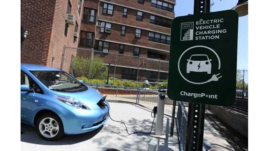 New York State Now Home To 10,000 Plug-In Electric Vehicles