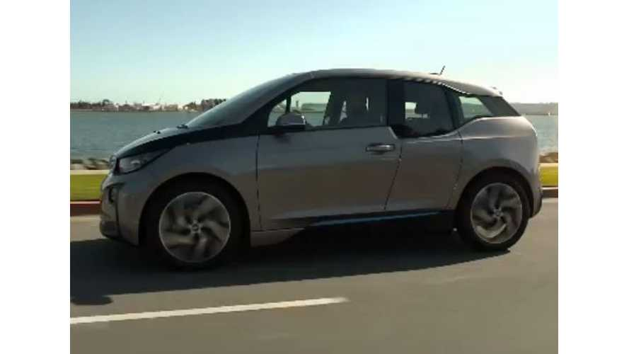 BMW USA Launches Series Of i3 Videos