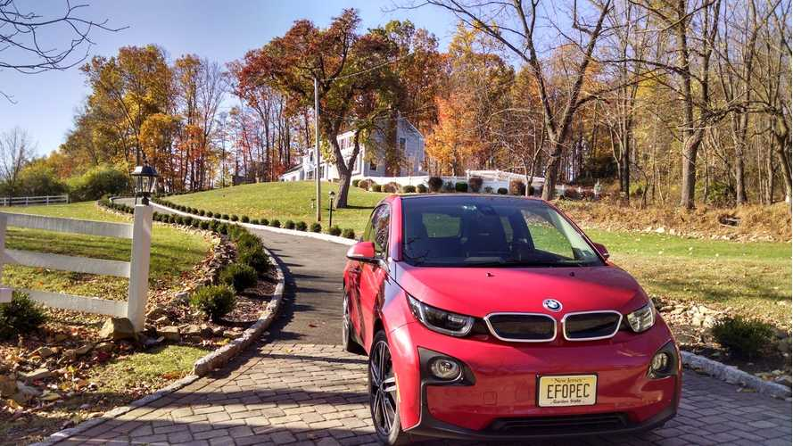 BMW i3 - REx To The Rescue