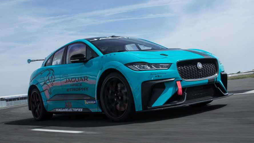 Jaguar I-Pace eTrophy Track Test: The Dawn Of A New Era