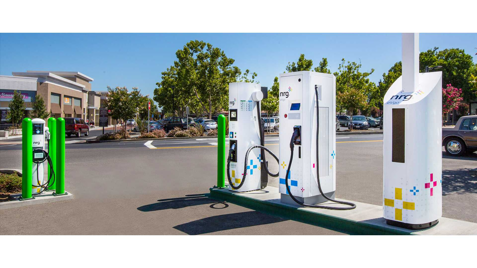 Evgo Charging Stations >> Evgo To Develop A Statewide Charging Network In Virginia