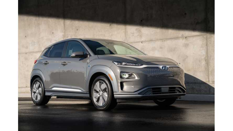 Hyundai Reports Nearly 7,000 Kona Electric Orders In Norway