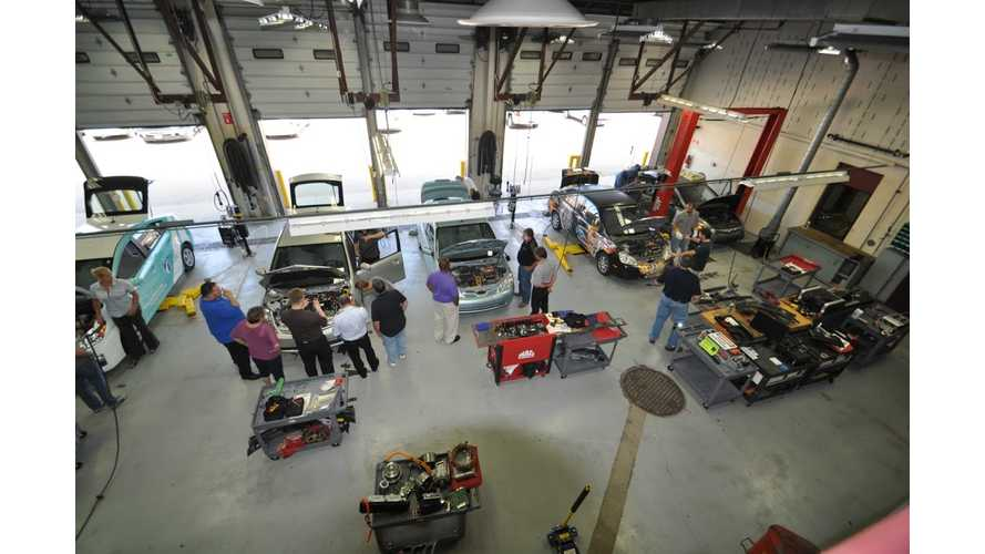 World's First Aftermarket Electric Vehicle Training Center To Open This May In Wisconsin