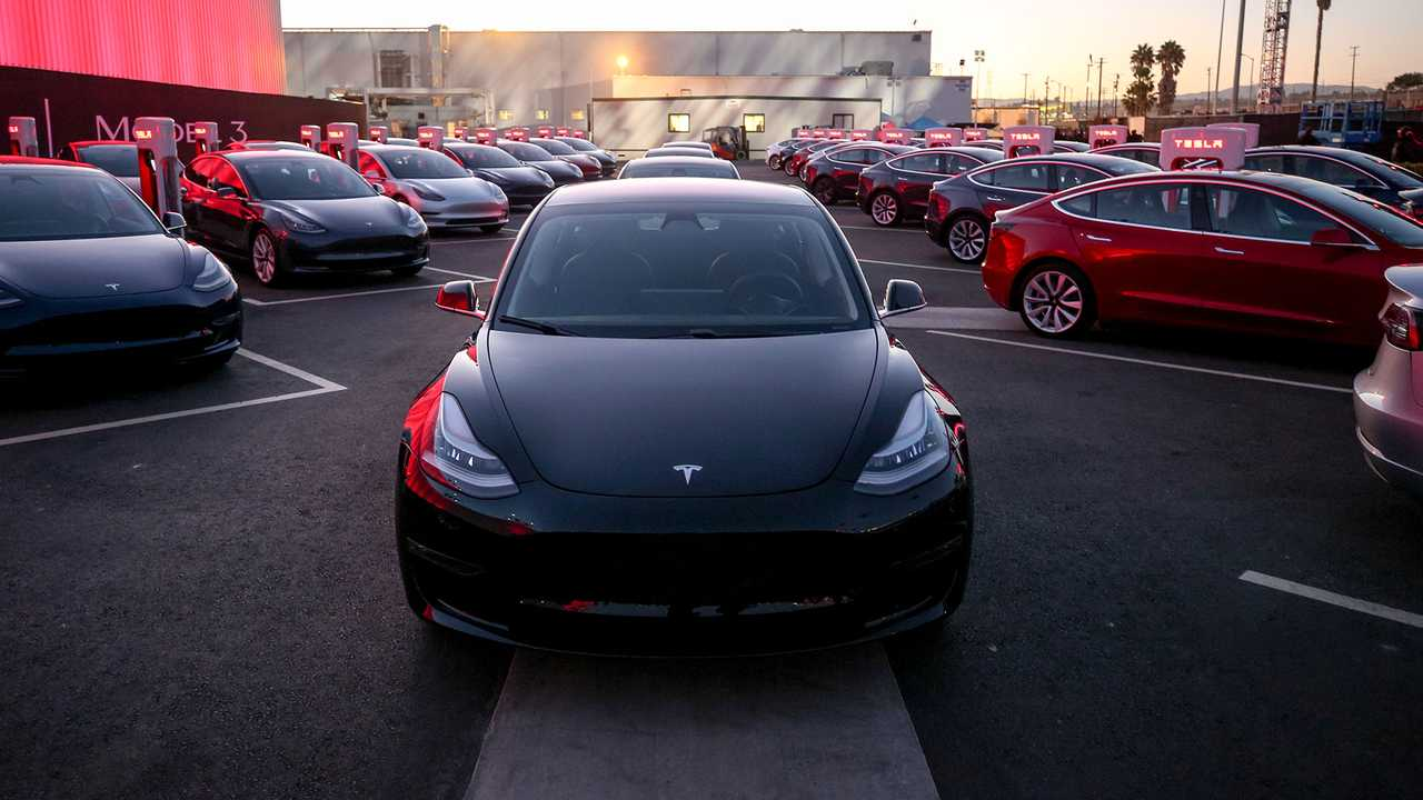 Tesla Model 3 Production Estimated At Above 110,000 Units