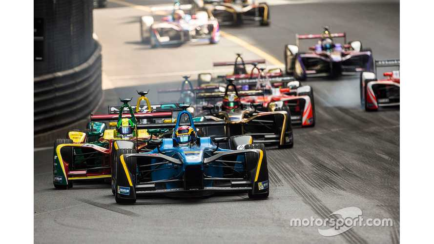 Formula E Won't Change Technical Roadmap For New Manufacturers