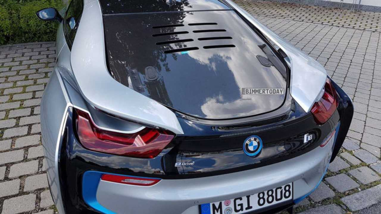 Next-Generation BMW i8 To Crank Out 750 HP?