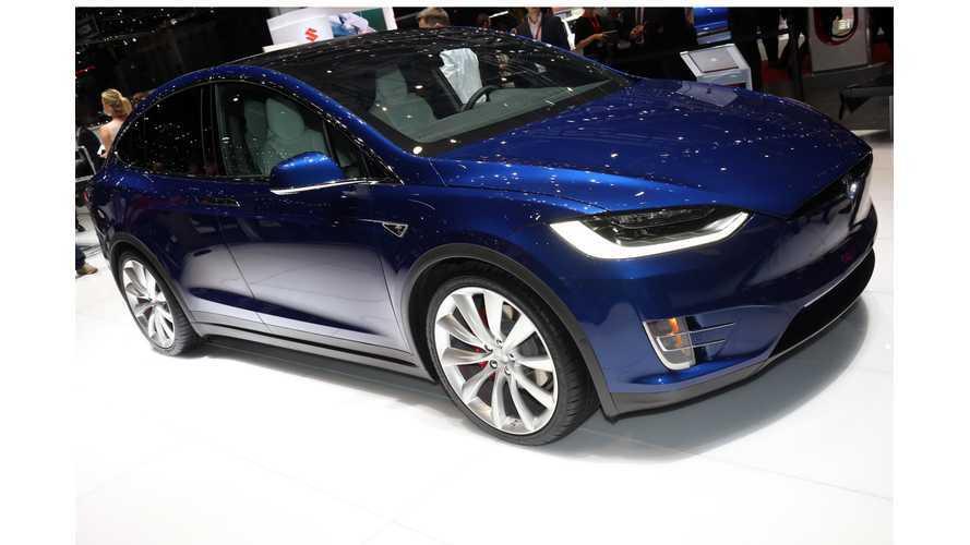 Tesla Model X P90D Test Drive Review