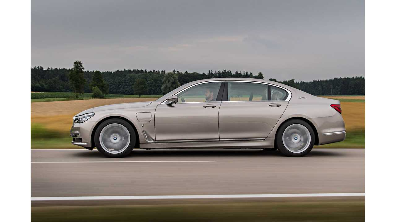 2017 BMW 740e Priced At $89,100, Arriving This Month At U.S. Dealerships