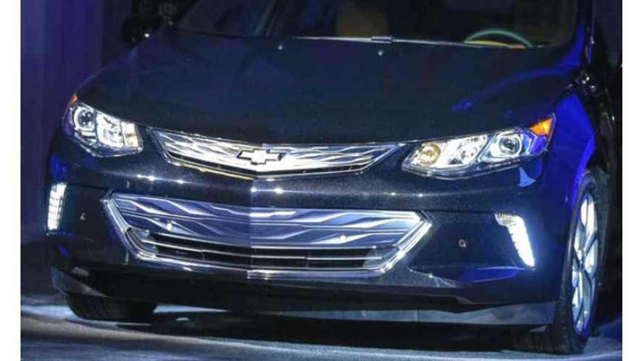 Revealed: The 2016 Chevrolet Volt (Images/Video)