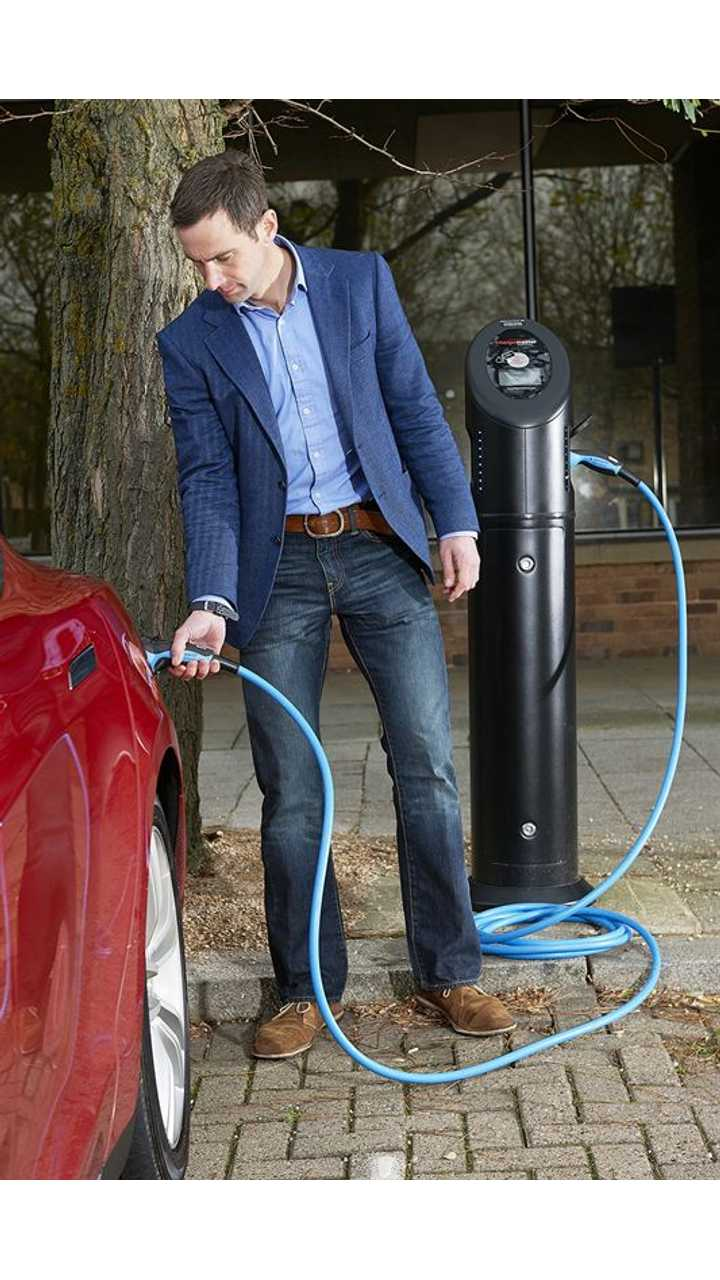 Chargemaster records 1,000,000th UK electric vehicle charge