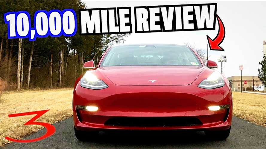 Tesla Model 3 Review: After 6 Months And 10,000 Miles: