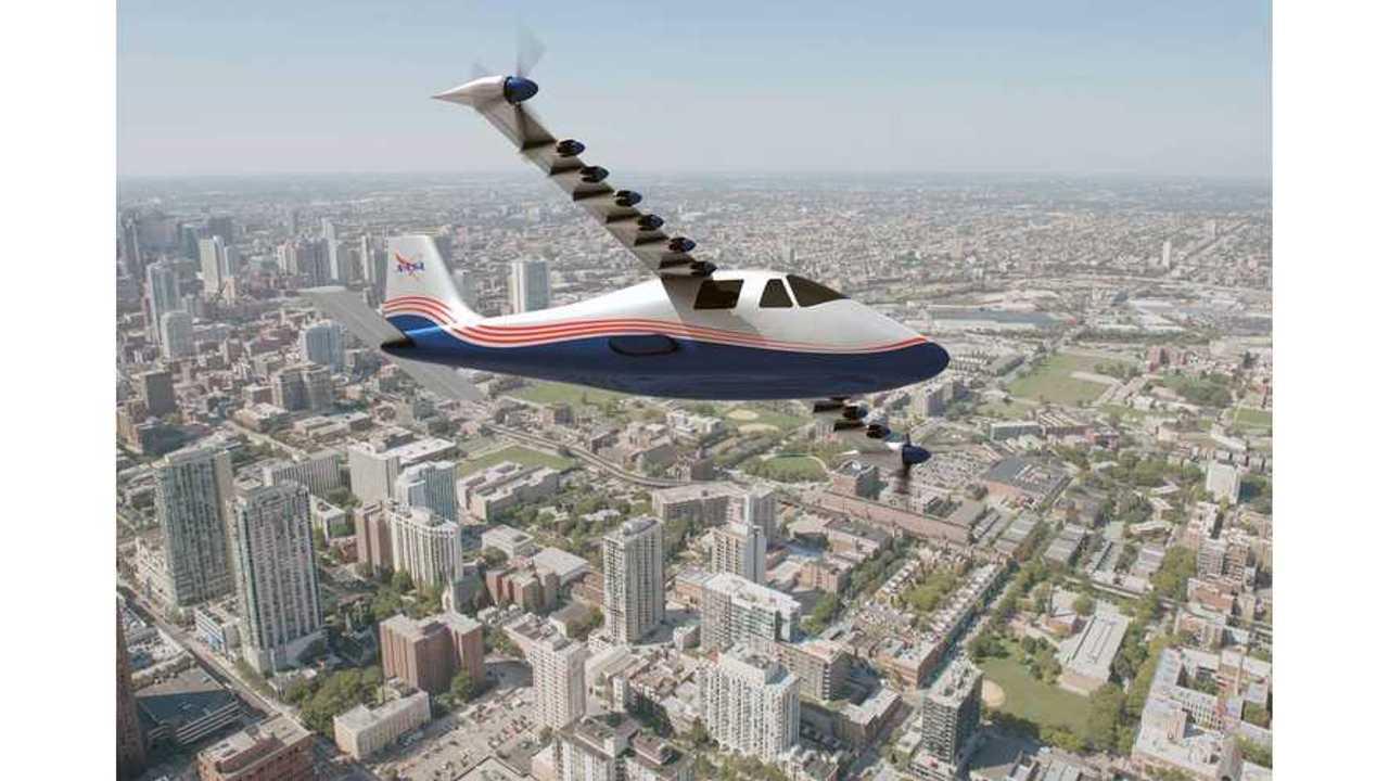 NASA Electric X-57 Maxwell Airplane Debuts at AirVenture 2018