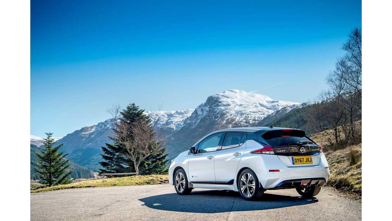 Half Of Electric Car Sales In Western Europe Are In Lower-Medium Segment