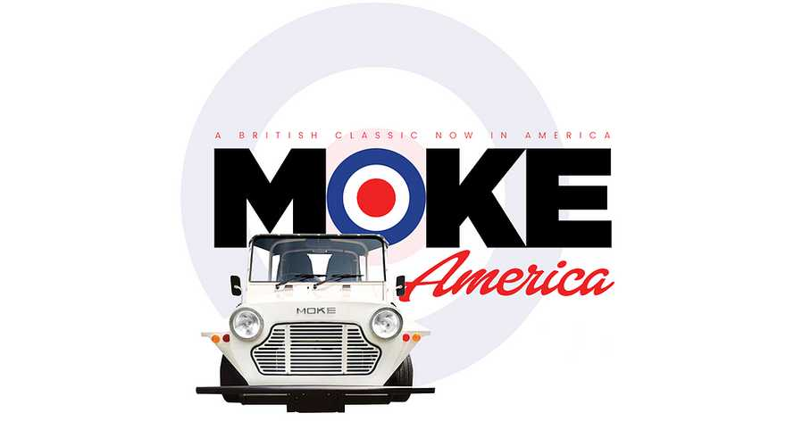 Moke To Sell Low-Speed, Mini Cooper-Based Electric eMoke In U.S.