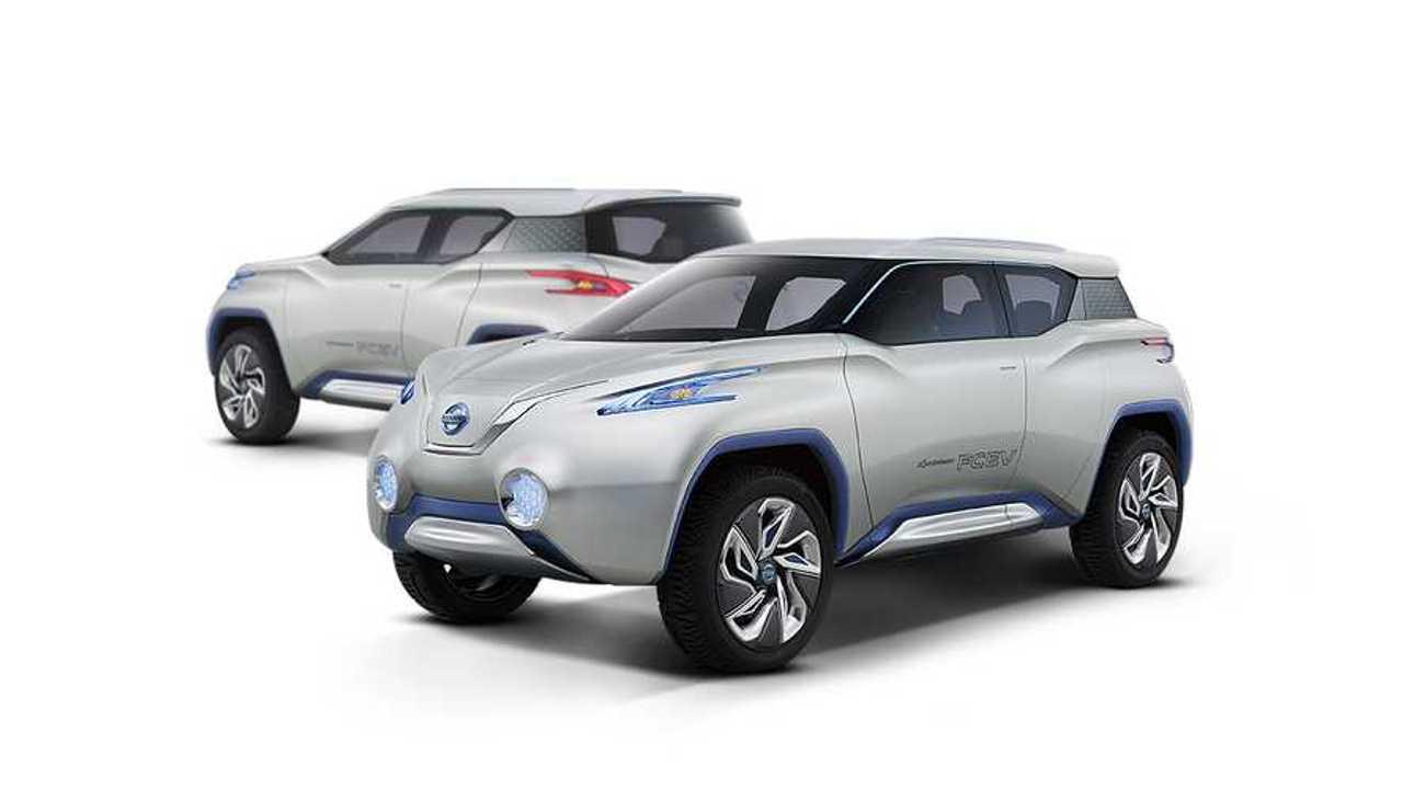 Registry Filing: Next-Gen Nissan LEAF To Also Spawn Terra EV Crossover?